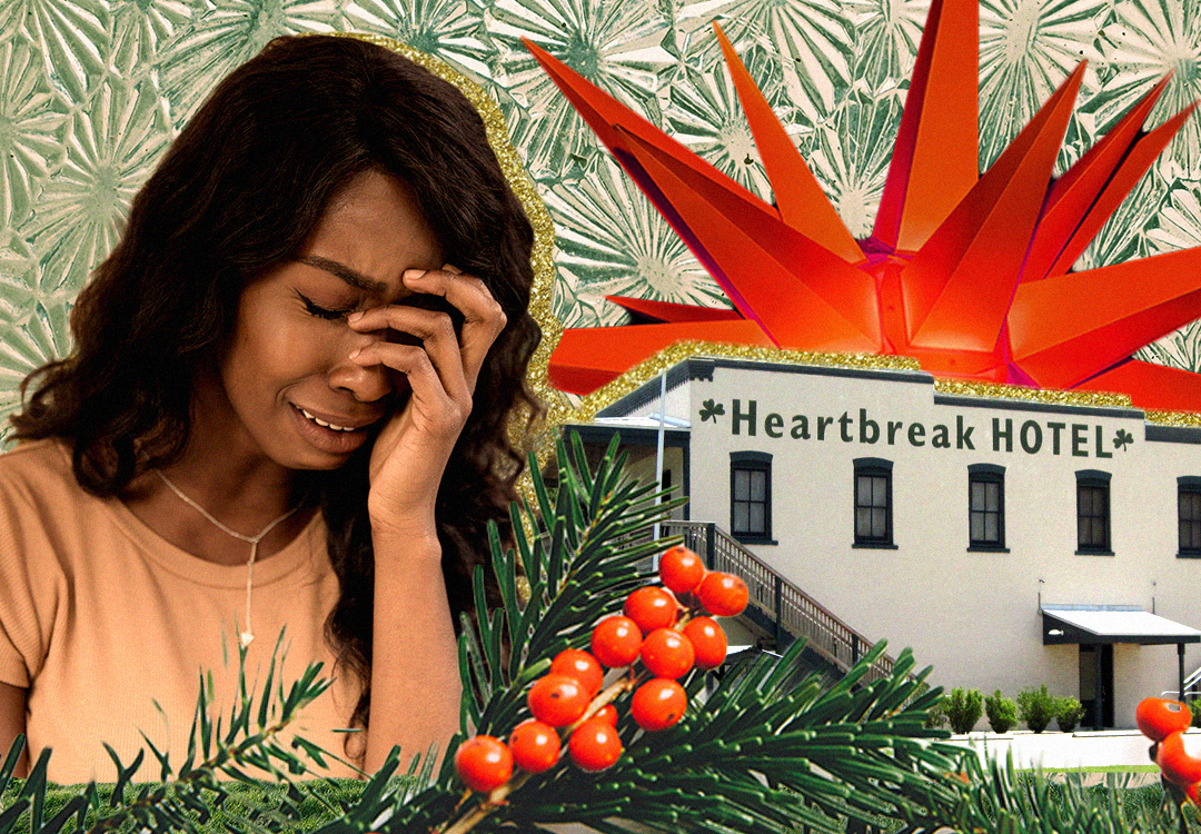 Heartbreak over the Holidays